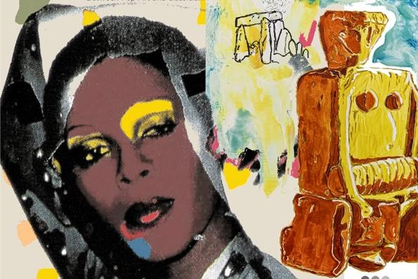 Imago Museum a Pescara con Warhol e Schifano