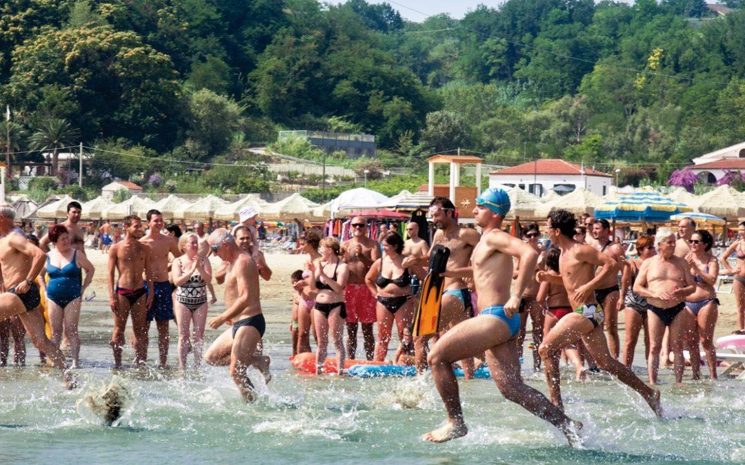 22° edizione nuotata nella costa dei trabocchi e Premio D'Abruzzo per l'ambiente