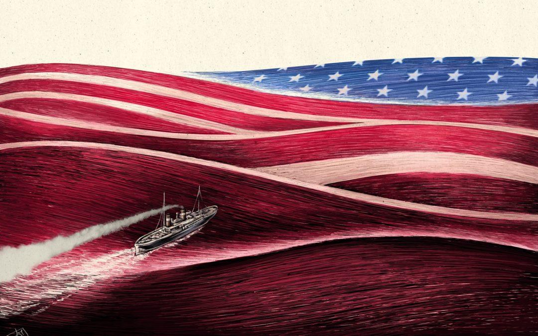 """L'emigrazione abruzzese nel libro """"Lamericaaa! L'Americaaa! 1916"""""""