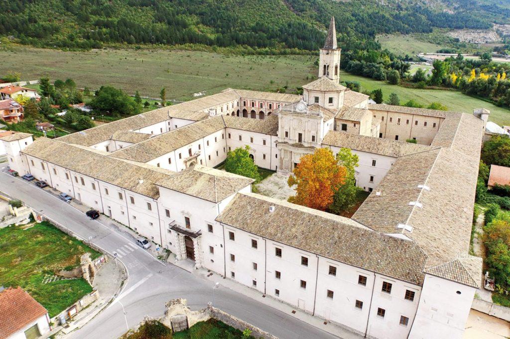 La Chiesa di Santo Spirito nella Badia di Sulmona