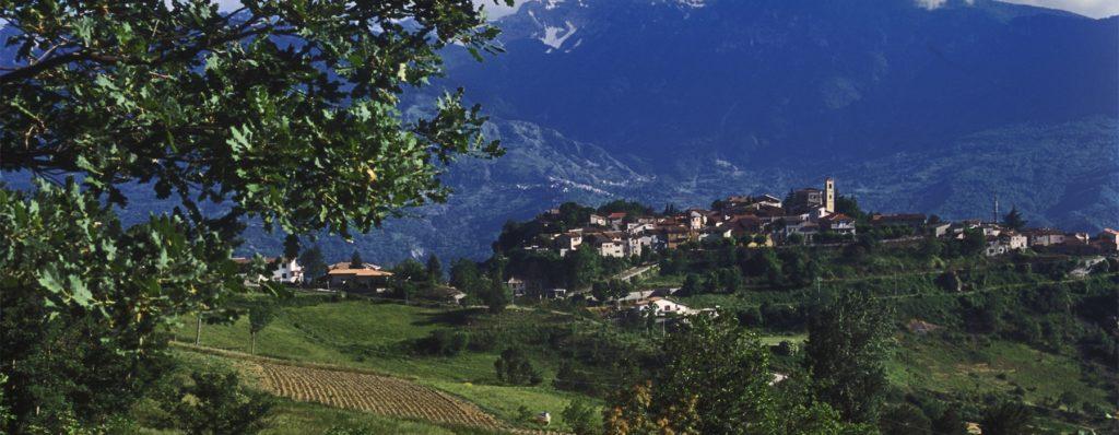 Civita d'Antino e la Valle Roveto