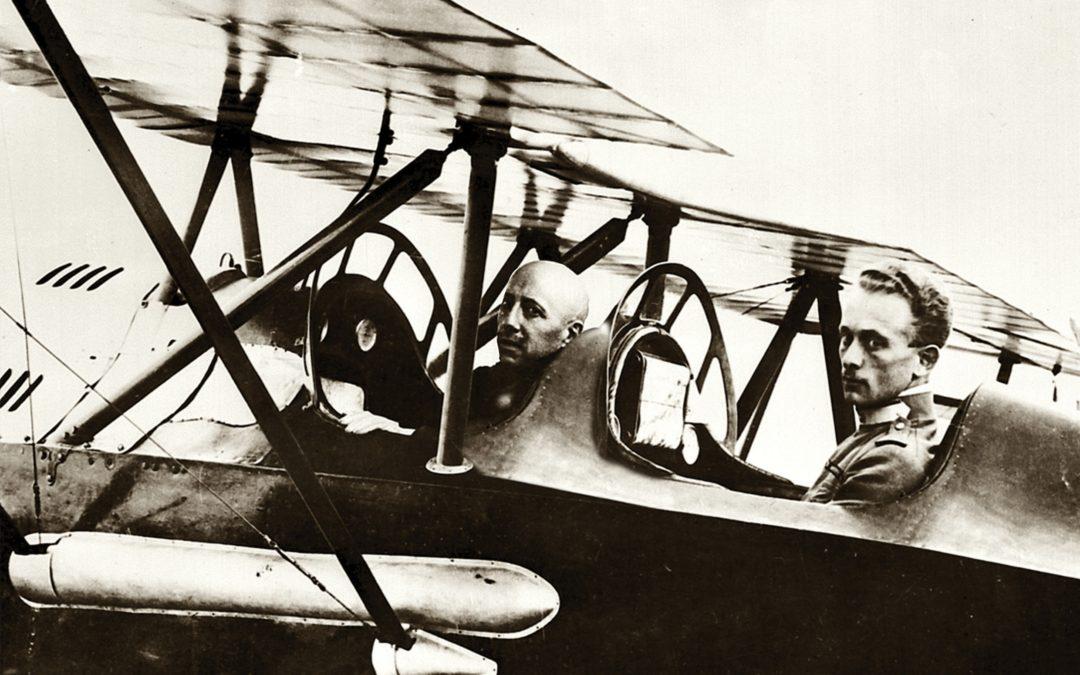 Il volo di d'Annunzio su Fiume rivive con l'associazione Fly Story
