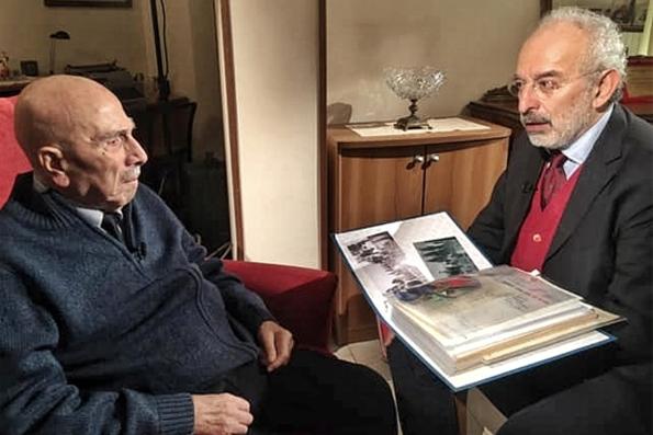 Gad Lerner incontra Gilberto Malvestuto